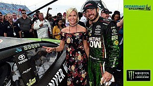 Martin Truex Jr.: 'She reminds me every time I had a bad day, it's not so bad'