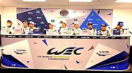 WEC - 2017 6 hours of Circuit of the Americas - Post-Race press conference