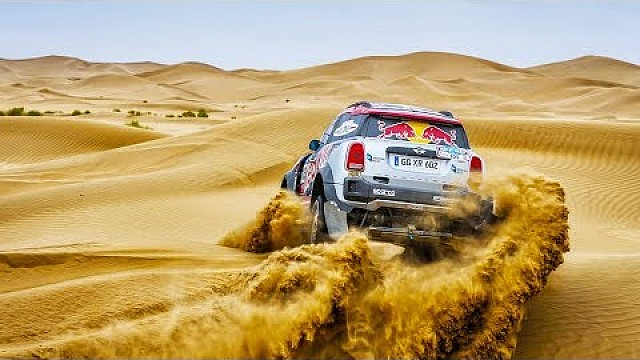 Racing from Moscow to Beijing is not that easy | Silk Way Rally w/ Bryce Menzies
