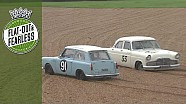 Touring cars meet gravel at Revival