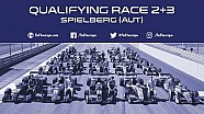 Qualifying for race 2+3 at Spielberg