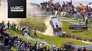 WRC 2017: Crash special! (Rounds 1-10)