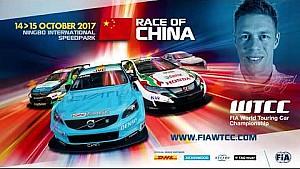 Ticket spot FIA WTCC race of China
