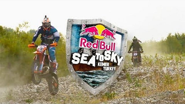 Are you ready for Red Bull sea to sky?