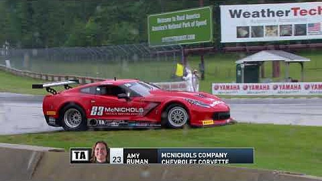 The Trans Am series - Full race - Road America Trans Am classic