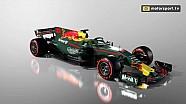 La livrée Aston Martin Red Bull Racing imaginée