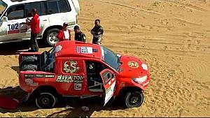 Summary - Stage 6 - Dakar series China rally 2017