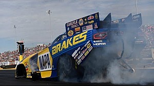 Ron Capps gets his best eighth victory of the season in St. Louis
