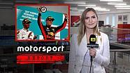 Motorsport-Report #37: F1 & NASCAR