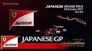日本GPプレビュー:スクーデリア・フェラーリ2017