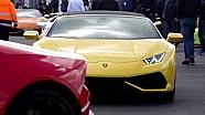 Lamborghini Super Trofeo VIP program