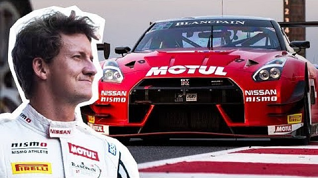 Lucas Ordonez, part man, part GT-R - Blancpain Endurance series comes to his home circuit Barcelona