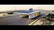 Solar-powered vehicle: Porsche assists German team