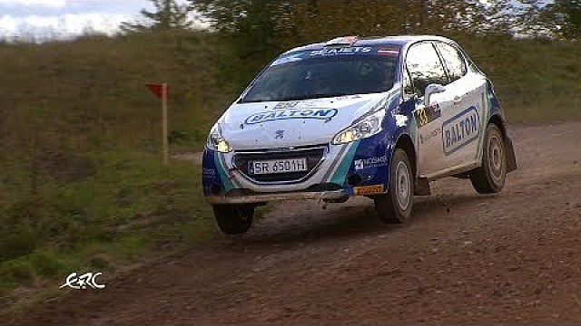Liepaja Rally 2017 - ERC3 highlights LEG1