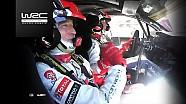 Los mejores momentos de la Power Stage del RallyRACC 2017 del WRC