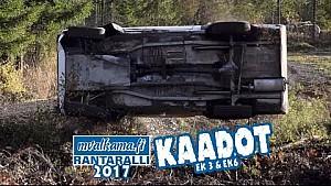 Rantaralli 2017 - Kaadot EK3 & EK6