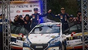 Liepaja rally 2017 - The best of ACCR Czech team