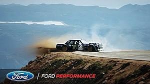 Ken Block and Hoonigan's Climbkhana: Behind the scenes   Ford Performance