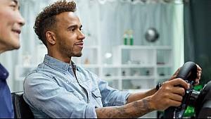 Lewis Hamilton et Gran Turismo Sport - Introduction
