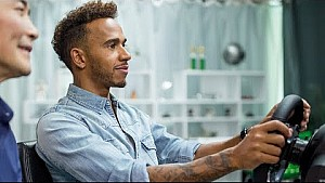 Lewis Hamilton en Gran Turismo Sport - Introductie
