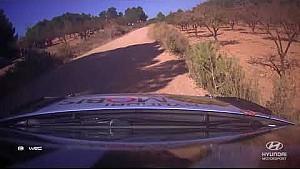 Rally de España mejor de: bordo en grava