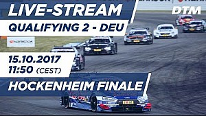 DTM-Finale: 2. Qualifying