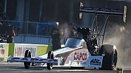 Steve Torrence rockets to the top of the pack in Dallas