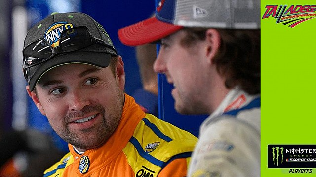 Stenhouse talks about brand new No. 17 for Talladega