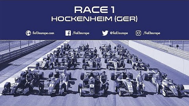 28th race of the 2017 season at Hockenheim
