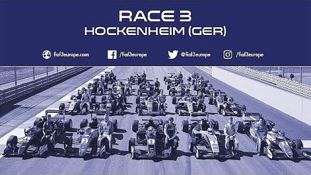 30th race of the 2017 season at Hockenheim