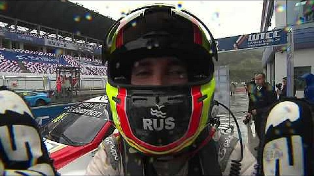 The best action from the Opening race in China