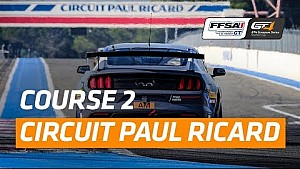 GT4 European Series Southern Cup : Circuit Paul Ricard - Course 2
