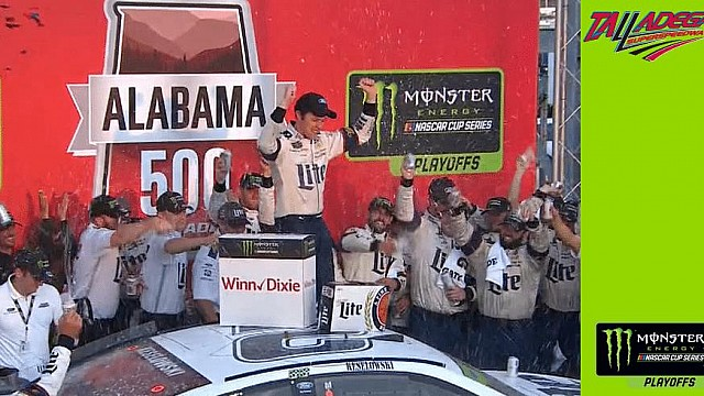 Brad Keselowski: It's a privilege to run at Talladega