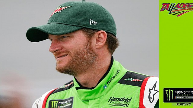 Earnhardt Jr.: 'Stuck out like a sore thumb' at the end