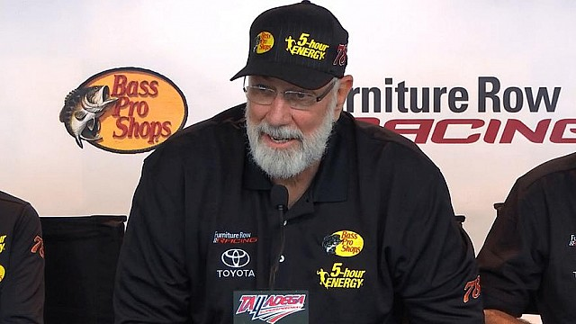 Barney Visser 'dancing on the inside' over Martin Truex Jr.'s 2018 sponsor lineup