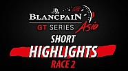 Zhejiang - Race 2 - Short highlights - Blancpain GT Series Asia 2017