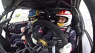 Peugeot Sport test session