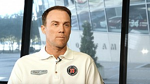How Harvick handles high pressure situations
