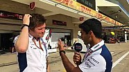Williams TV: US GP with Karun and Rob