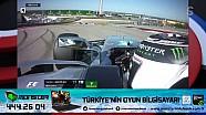 2017 Amerika GP - Bottas'ın Kan Kaybettiği Anlar