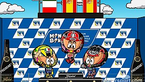 El GP de Australia 2017 de MotoGP según MIniBikers