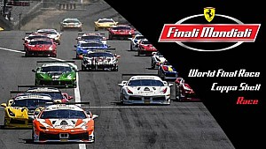 Live: World Final Race : Coppa Shell