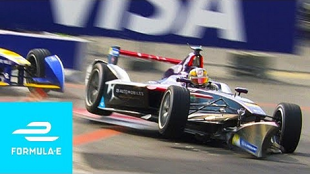 DS Virgin drama! Berlin ePrix 2016 (Season 2 - Race 8) - Formula E