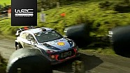 Rallye Wales: Highlights, WP 15-18