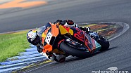 MXGP-legende Tony Cairoli test MotoGP-motor van KTM