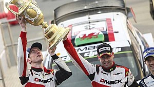 A day of days for Elfyn Evans