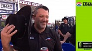 Tony Stewart believes Harvick will be 'locked in' at Homestead