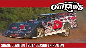 Shane Clanton | 2017 World of Outlaws Craftsman late model series season in review