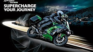 Official Kawasaki Ninja H2 SX video - Supercharge yourjourney