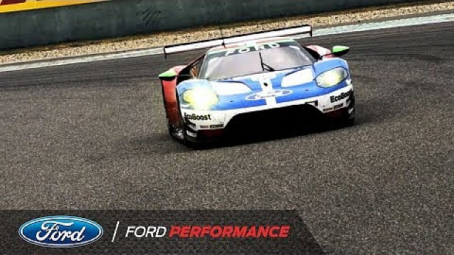 Ford Chip Ganassi racing: 2017 6 hours of Shanghai highlights | Ford Performance